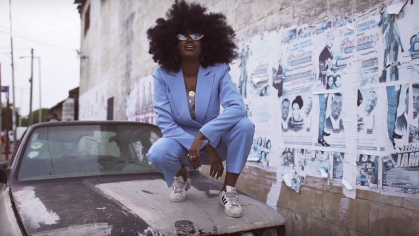 Iris Gold er ude med ny musikvideo