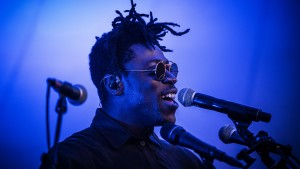 Moses Sumney Haven Festival 2018