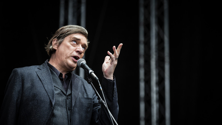 Einstürzende Neubauten giver to koncerter i Danmark
