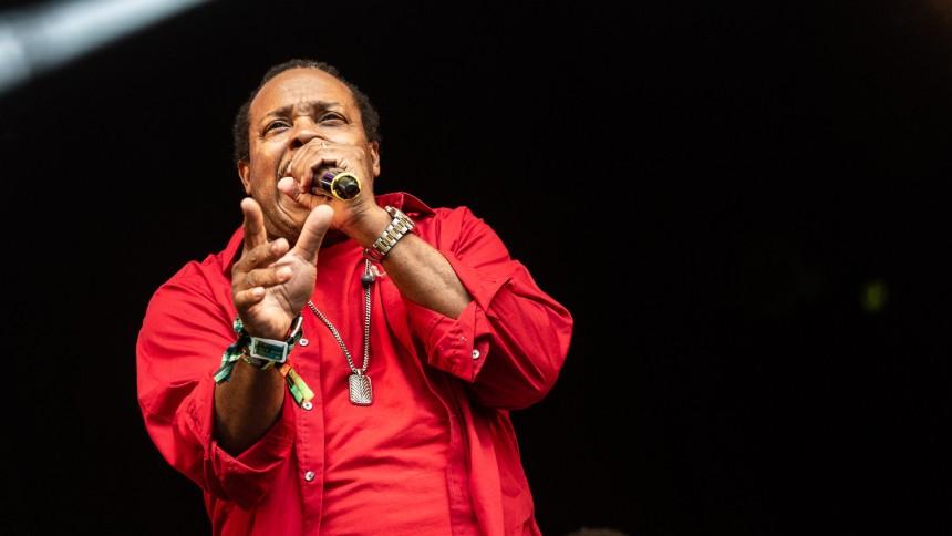 Reggae-fællessang i bøgeskoven