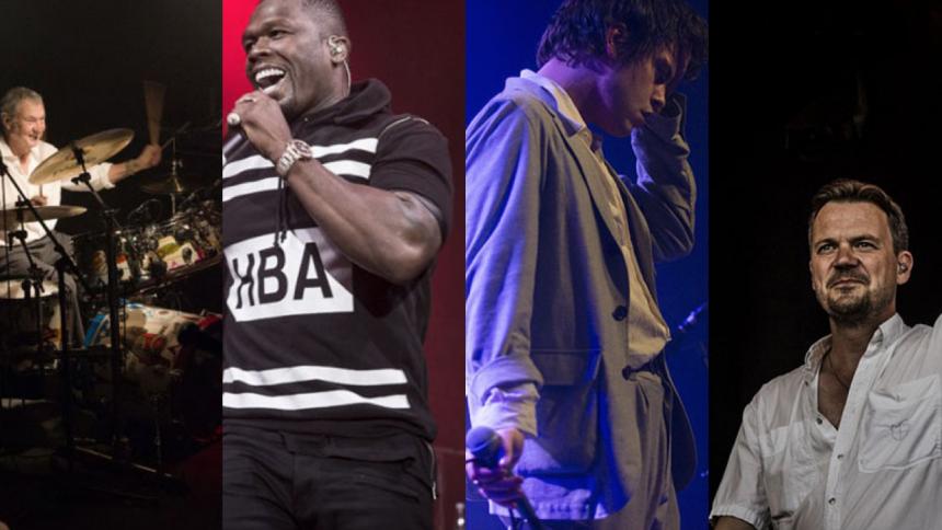 Guide: September måneds mest spændende koncerter