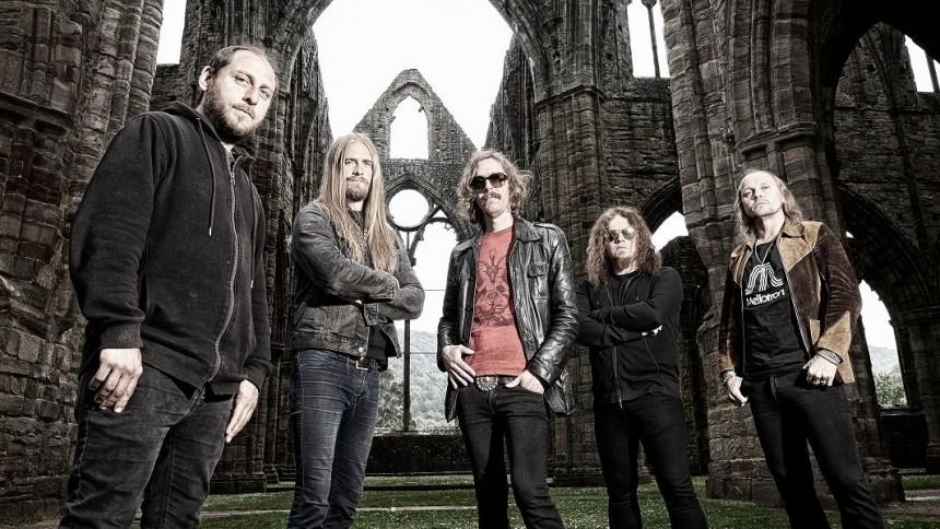 Opeth giver dansk koncert i smukke rammer