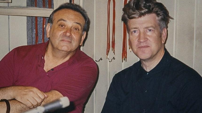 David Lynch og Angelo Badalamenti udgiver fælles album