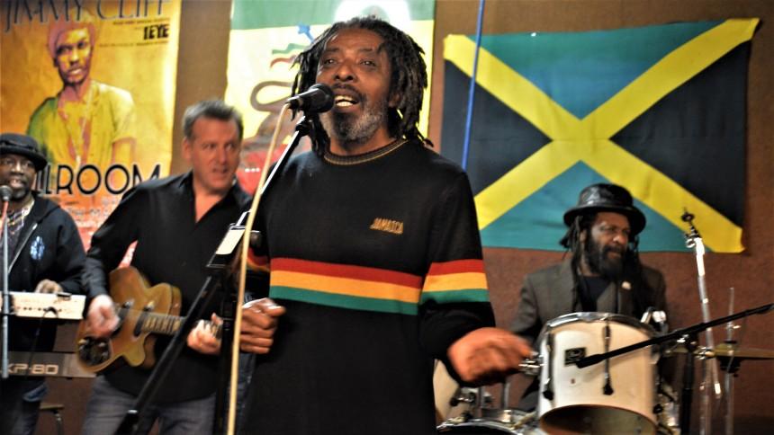 Engelsk reggae i nyt setup