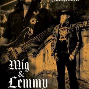 Steffen Jungersen: Mig & Lemmy - en rock'n'roll-krønike
