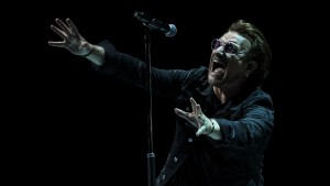 U2 - Royal Arena - 29.9.2018