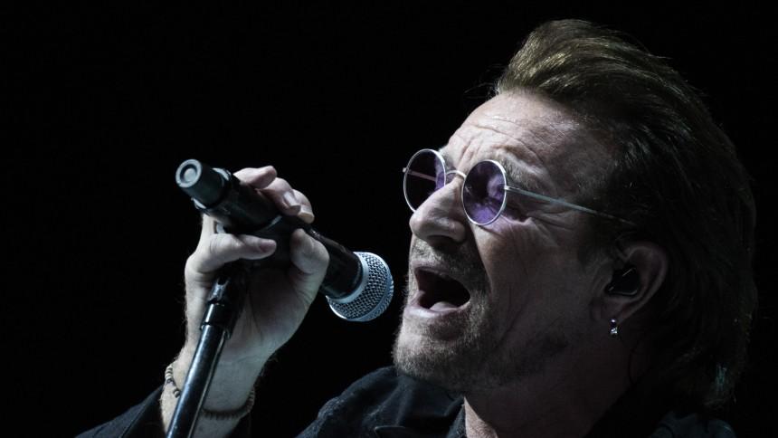 """Bono fylder 60 og laver playliste: """"Her er 60 sange, der reddede mit liv"""""""