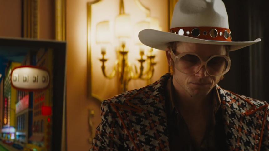 Se den første trailer fra kommende Elton John-film