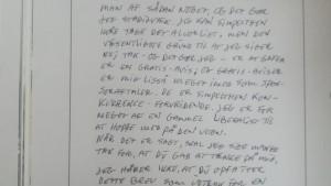 Kim Larsen-brev 2006