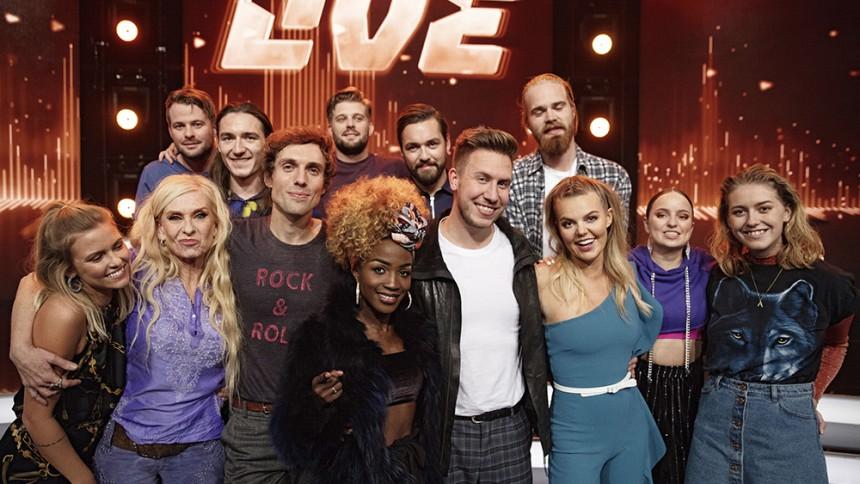 Live på DR1: Talentshow uden følelsesporno