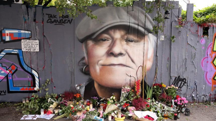 Kim Larsens familie siger nej tak til mindeplads