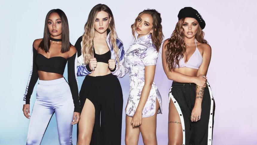X Factor-pigegruppe udgiver gennemført forfærdelig skrigeskive