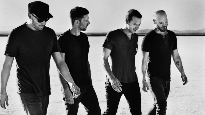 PREMIERE: Coldplay er aktuelle med nyt sideprojekt featuring Pharrell Williams