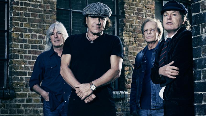 Rygte: AC/DC indspiller album med alle kernemedlemmer