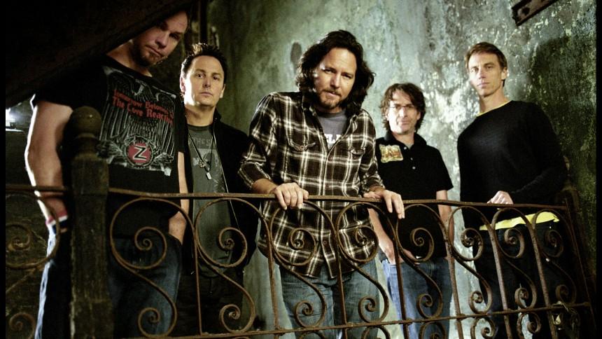 Godt nyt fra Pearl Jam