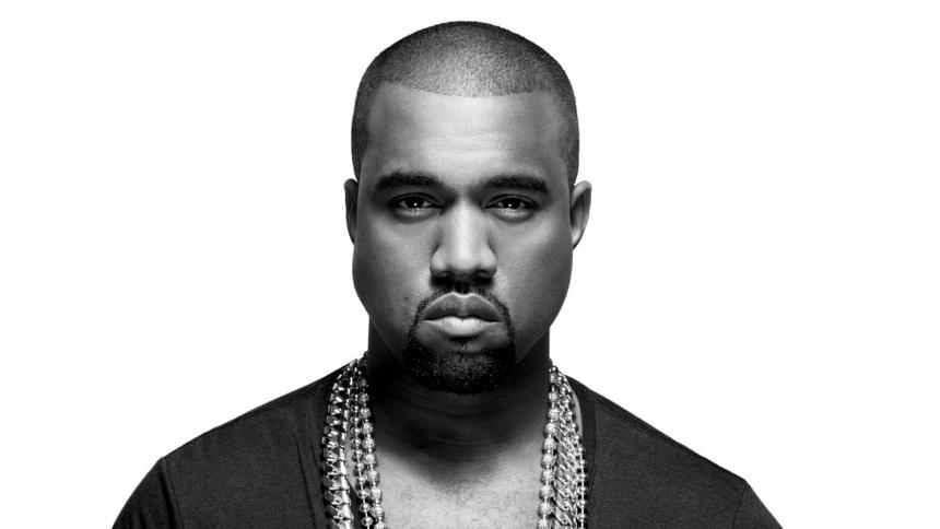Kanye West klar med ny udgivelsesdato – er flyttet ind iarenaen, hvor han holdt lyttefest