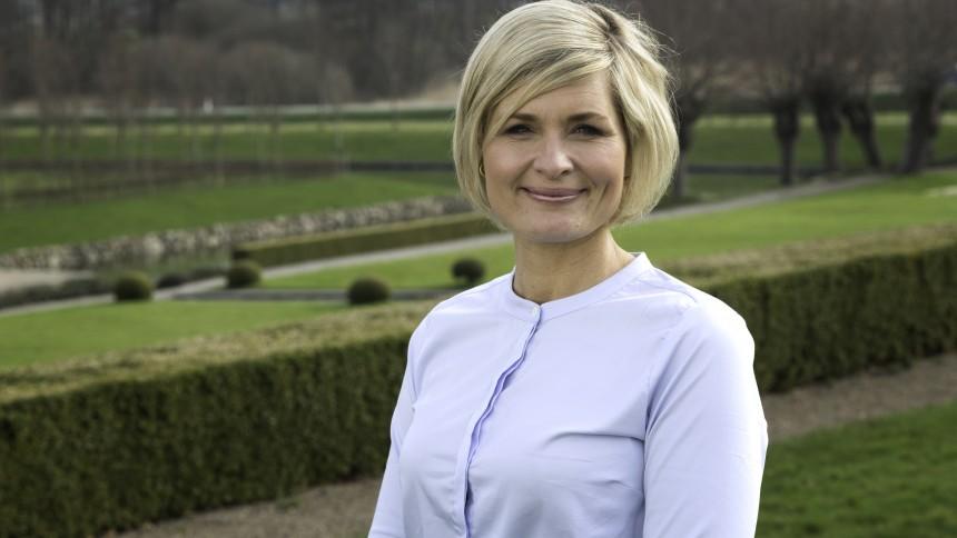 Katrine Foged Thomsen: –Jeg kan godt lide jinglen til Den Store Bagedyst