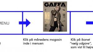 GUIDE til tidligere udgaver af GAFFA