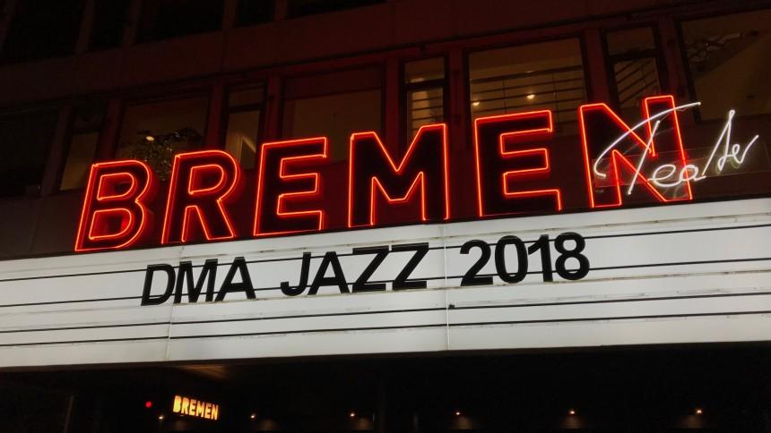 DMA Jazz 2018 - otte priser uddelt