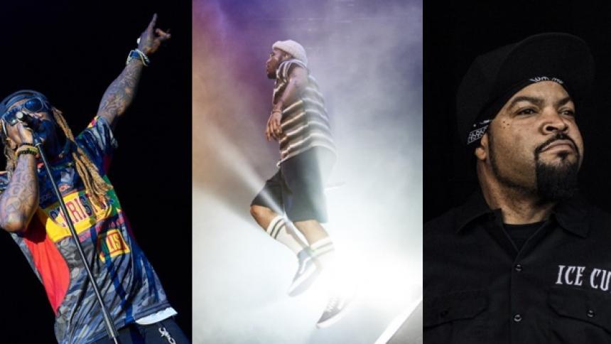 Hip hop orgie
