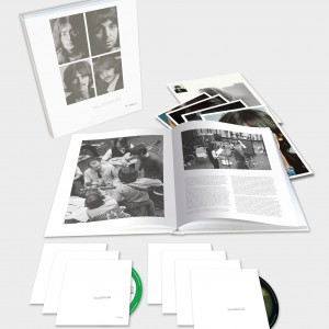 The Beatles: The Beatles, Super Deluxe, 6cd, 1 blu-ray, bog