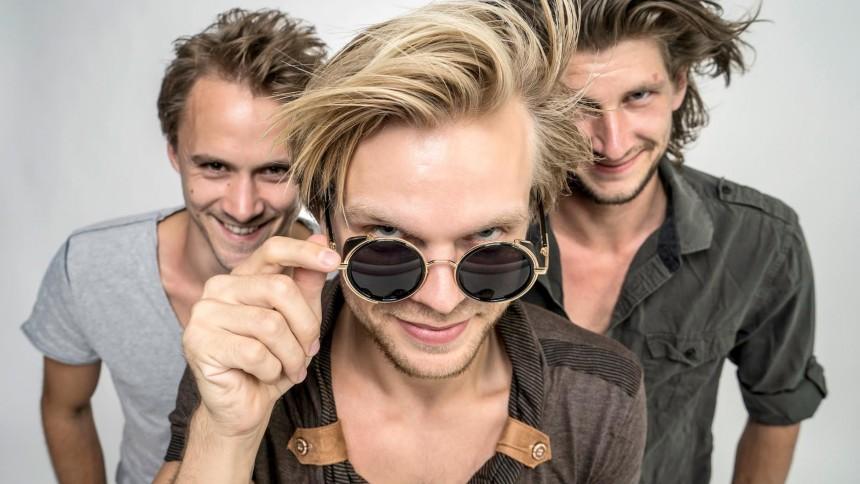 ANMELDELSE: Der er stadig et pænt stykke vej at klatre for københavnsk trio