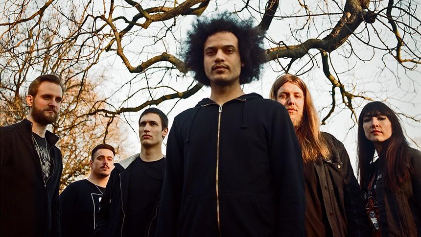 Det seksstjernede avantgarde-metalband Zeal & Ardor til Danmark