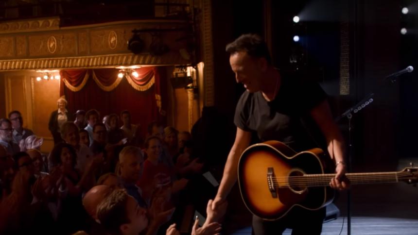 VIDEO: Trailer for kommende Springsteen-film er landet