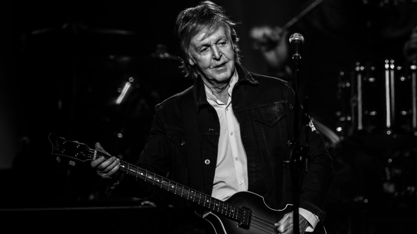 Paul McCartney udgiver to nye sange