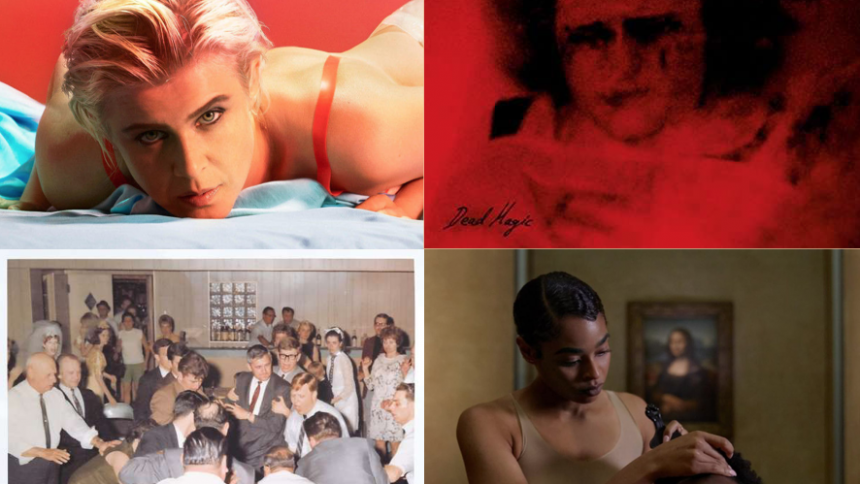 Redaktionen kårer årets internationale album – nummer 20-11