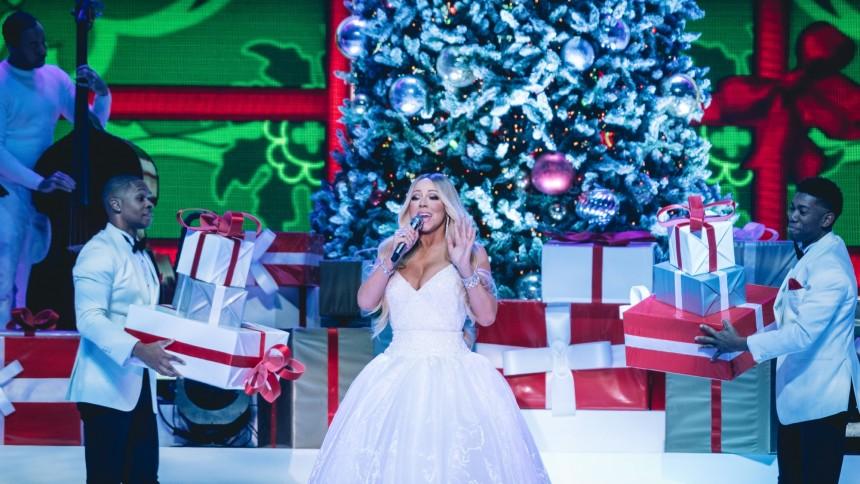 Mariah Carey slår Spotify-rekord