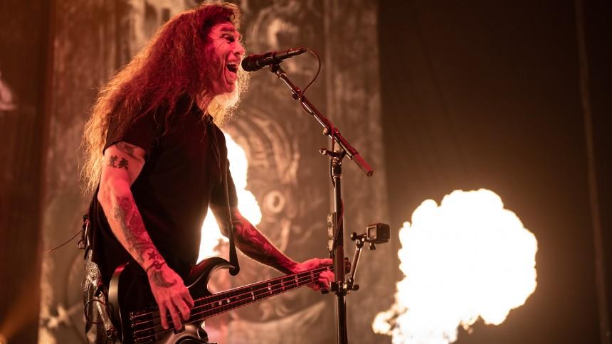 Slayer med hattrick: annoncerer livealbum, turnéfilm og minifilm