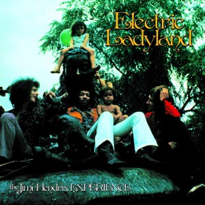 The Jimi Hendrix Experience: Electric Ladyland, 50th Anniversary Deluxe Edition
