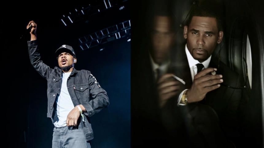 Chance the Rapper undskylder for R. Kelly-samarbejde
