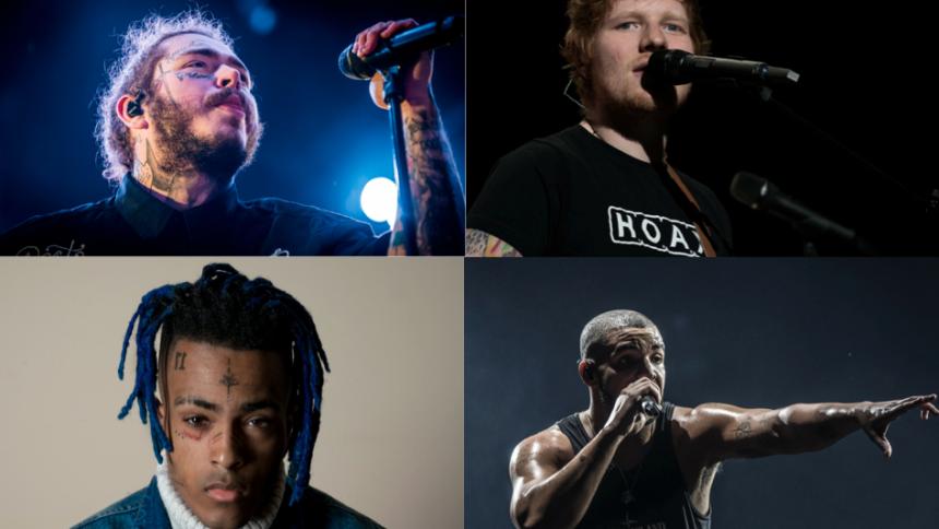 Her er de 20 mest solgte og streamede album i Danmark i 2018