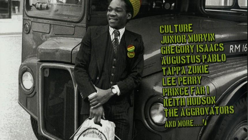 Greensleeves Records præsenterer reggae-klassikere på samlebånd