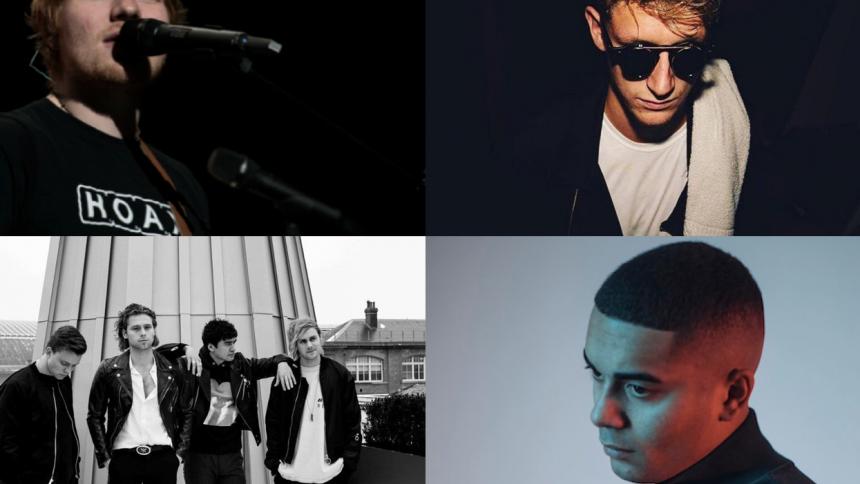 Her er de 20 mest streamede sange i Danmark i 2018
