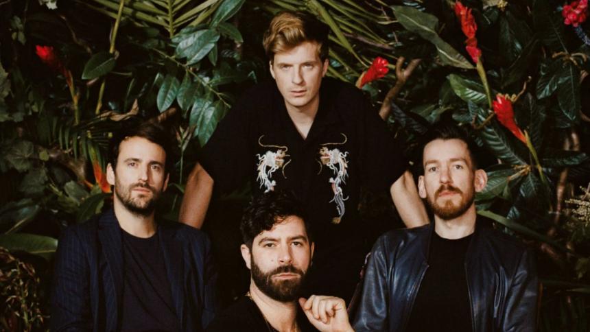 NorthSide-aktuelle Foals tilbage med ny single –to album på vej