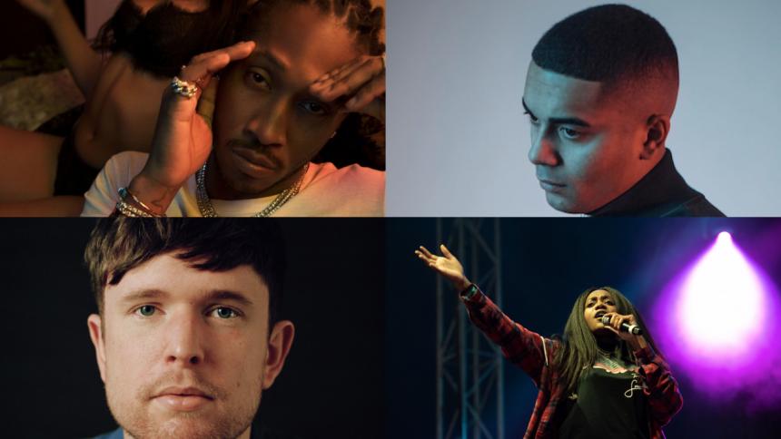 PLAYLISTE: De bedste hiphoptracks lige nu
