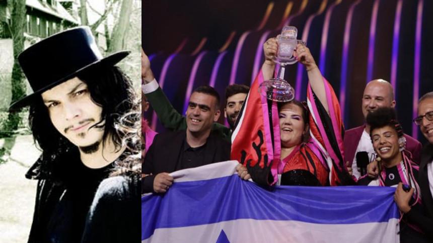 Nu er Jack White officielt en af sidste års Eurovision-vindere