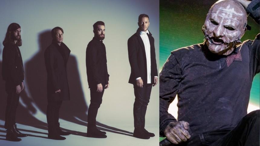 Imagine Dragons-forsanger svarer på Slipknot-kritik