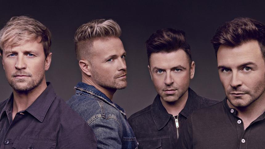 Westlife giver dansk koncert