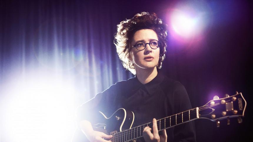 Marie Key giver for første gang koncerter helt solo
