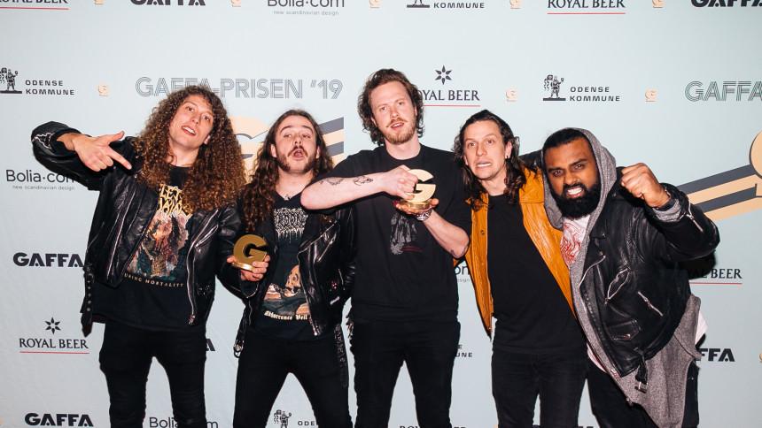 GAFFA-Pris-vinderne Baest: – Vildt at vinde en mainstream-kategori