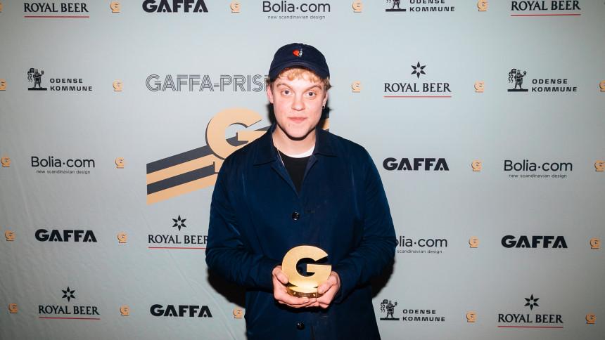GAFFA-Pris-vinder Hjalmer: – Jeg er altid pessimistisk, til det modsatte er bevist