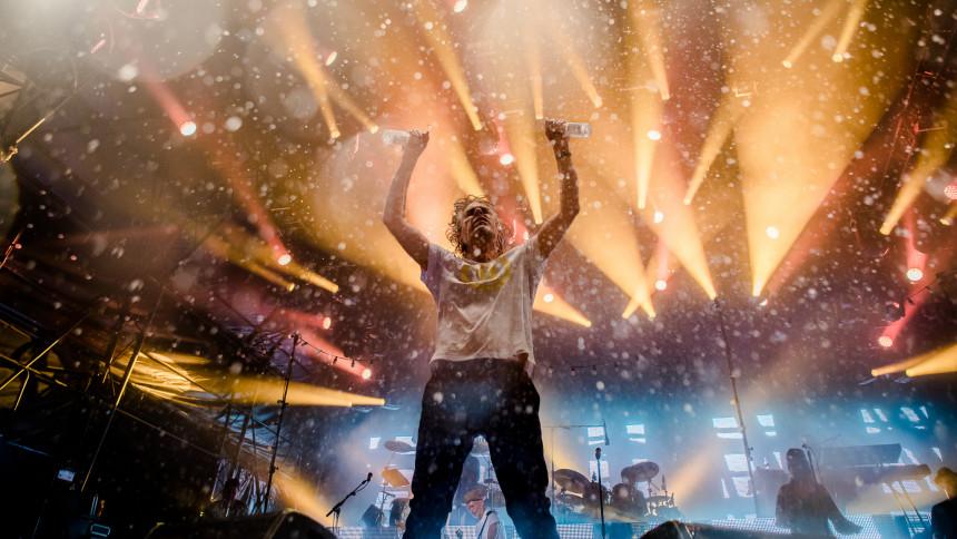 Gnags udgiver nyt album og drager på turné
