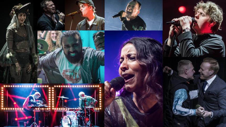 GAFFA-Prisen 2019: Se optrædener, interviews og takketaler klip for klip