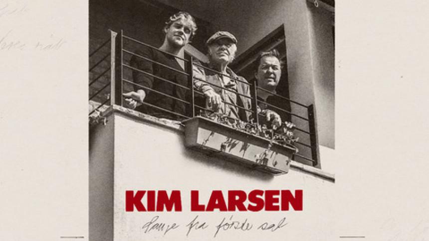 BREAKING: Splinternyt Kim Larsen-album på gaden i morgen