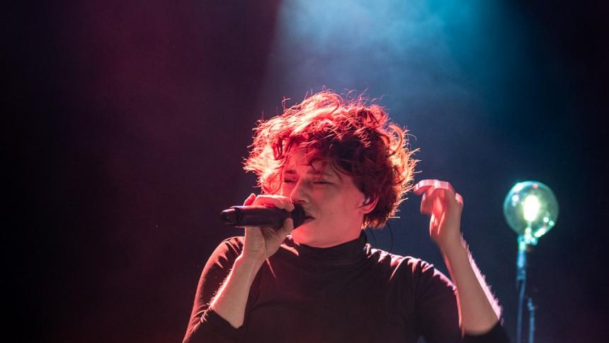Annika Aakjær - Drive in - Live