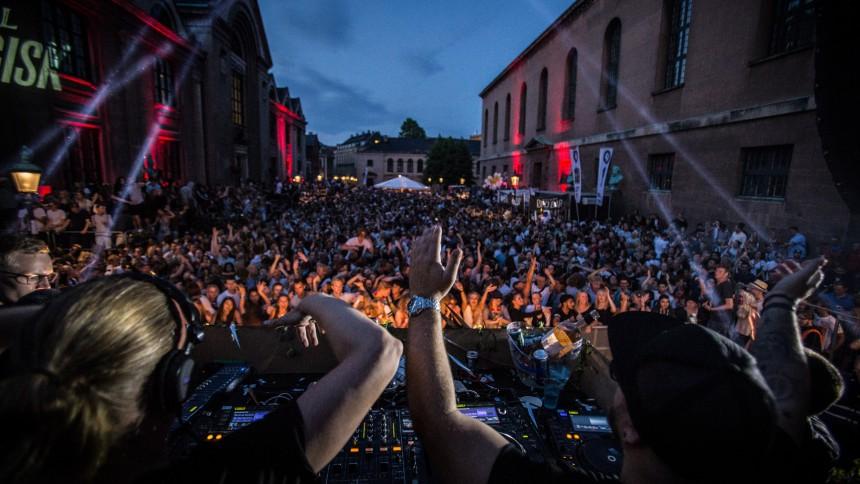 Nyt dansk pladeselskab for upcoming artister får støtte fra stort internationalt brand